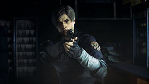 Resident Evil 2 Remake - Leon