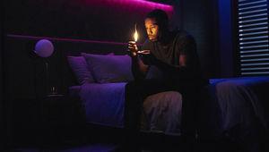 Michael B Jordan Fahrenheit 451 HBO