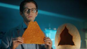 Jurassic World: Fallen Kingdom Jurassic Doritos ad campaign