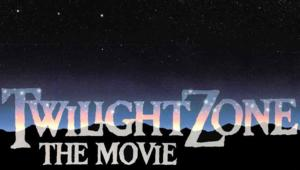 Twilight Zone Movie Logo