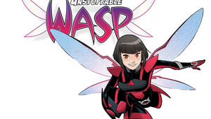 The Unstoppable Wasp - Marvel