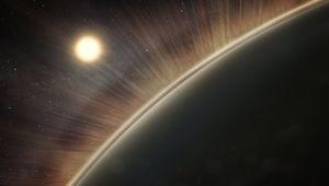 NASA image of Venus