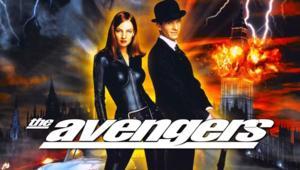 Avengers 1998 banner