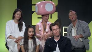 Fantastic Beasts 2 cast Comic-Con