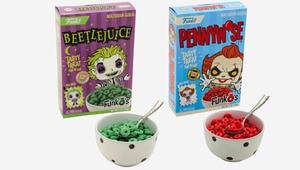 Beetlejuice Pennywise FunkOs