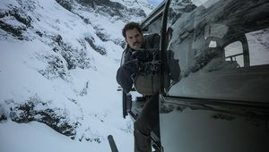 Henry Cavill Mission Impossible