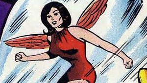 Janet Pym Marvel Comics hero