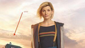 jodie TARDIS