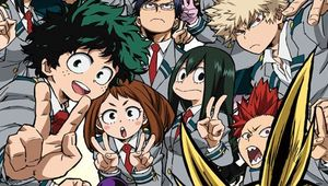 My Hero Academia - Group