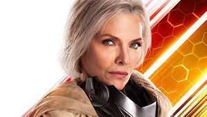 michelle pfeiffer ant-man and the wasp poster