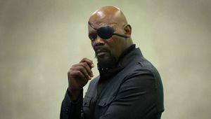 Samuel L. Jackson as Nick Fury