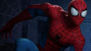 Sideshow Legendary Scale Spider-Man