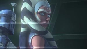 Star Wars: The Clone Wars, Ahsoka