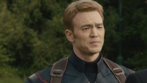 John cho Captain America