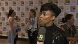Sonequa Martin-Green Star Trek Discovery SYFY WIRE Screengrab SDCC 2018