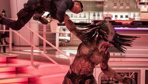 The Predator rage hero