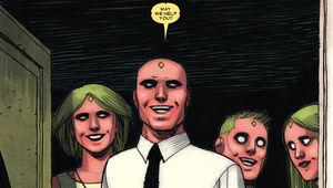Vusion comic cover