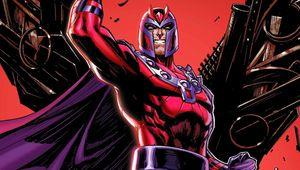 x-men-black magneto hero