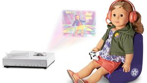 American Girl - Xbox Doll Image