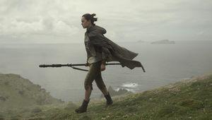 Rey, Star Wars: The Last Jedi