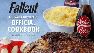 Fallout Cookbook cover