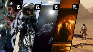 Debate Club: Best astronaut movies