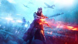 Battlefield 5 - Female Soldier