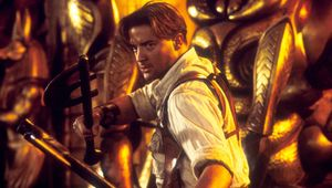Brendan Fraser The Mummy Returns (Credit Universal Studios)