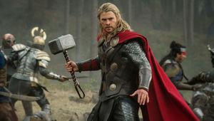 Chris Hemsworth Thor the Dark World