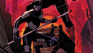 Daredevil #1 with Blindspot Ron Garney