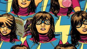 Ms. Marvel #5 Hero