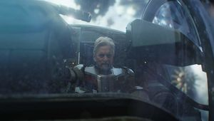 Michael Douglas / Hank Pym / Ant-Man and the Wasp