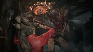 Resident Evil 2 Claire William