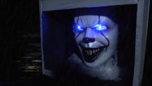 Party City Pennywise prop