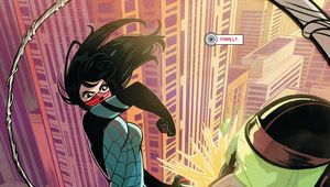 Silk comic