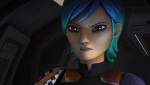 Star Wars Rebels Sabine Wren hero
