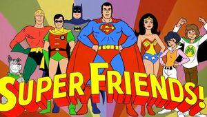 Super Friends hero