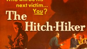 The Hitchhiker poster