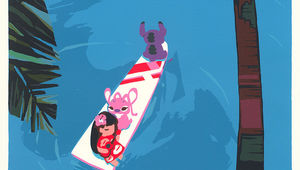 WEBFRIENDLY - LILO AND STITCH - XINWEI HUANG