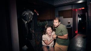 Universal Studios Poltergeist Haunted House