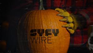 SYFY Pumpkin