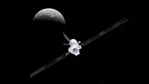 image of ESA Mercury mission BepiColombo