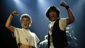 Bill & Ted Keanu Reeves Alex Winters