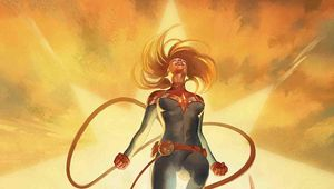 The Life of Captain Marvel #5