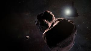 NASA image of Ultima Thule