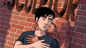 The Sculptor Scott McCloud graphic novel
