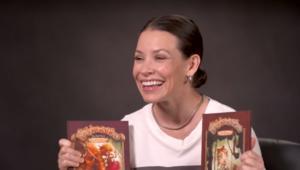 Evangeline Lilly Actor to Author
