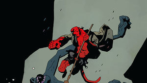 Hellboy Mike Mignola Dark Horse Comics