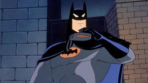 Batman Mask of the Phantasm hero