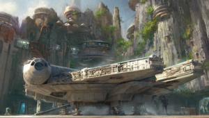 Disney Millennium Falcon Star Wars Galaxys Edge